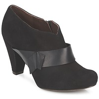 kengät Naiset Nilkkurit Coclico OTTAVIA Black