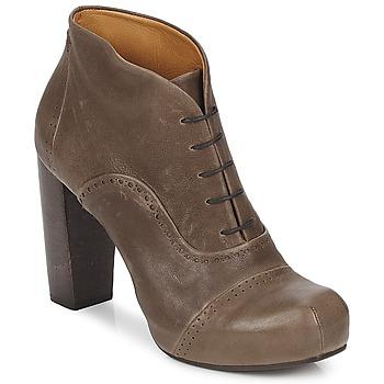 kengät Naiset Nilkkurit Coclico LILLIAN Grey