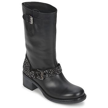 kengät Naiset Bootsit Janet Sport CARYFENO Black