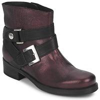 kengät Naiset Bootsit Janet&Janet URSUS VAN Viininpunainen