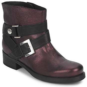 kengät Naiset Bootsit Janet&Janet URSUS VAN Bordeaux