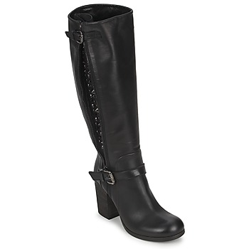 kengät Naiset Saappaat JFK SEMATA Black