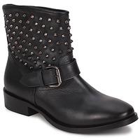 kengät Naiset Bootsit JFK BARBALA Black