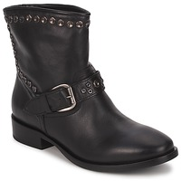 kengät Naiset Bootsit JFK MASELLE Black