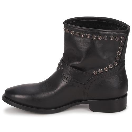 Jfk Maselle Black - Ilmainen Toimitus- Kengät Bootsit Naiset 172