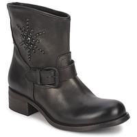 kengät Naiset Bootsit JFK OSSIR Black