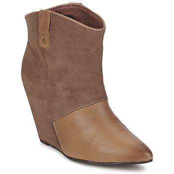 kengät Naiset Bootsit Koah LIBERTY Taupe