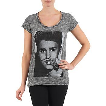 vaatteet Naiset Lyhythihainen t-paita Eleven Paris BIEBER W WOMEN Black