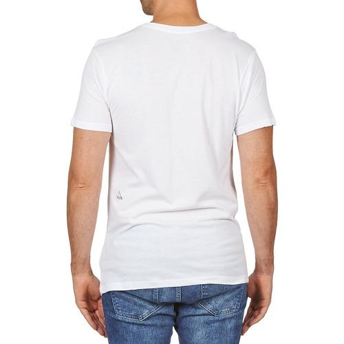 Eleven Paris Pb Ass M Men White - Ilmainen Toimitus- Vaatteet Lyhythihainen T-paita Miehet 24