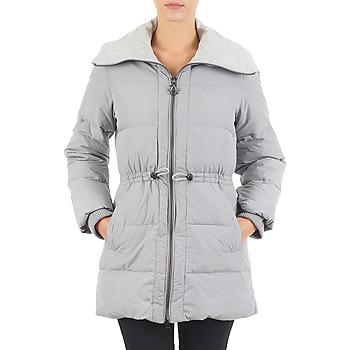 vaatteet Naiset Toppatakki Eleven Paris TOBBY WOMEN Grey