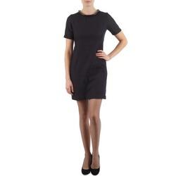 vaatteet Naiset Lyhyt mekko Eleven Paris TOWN WOMEN Black