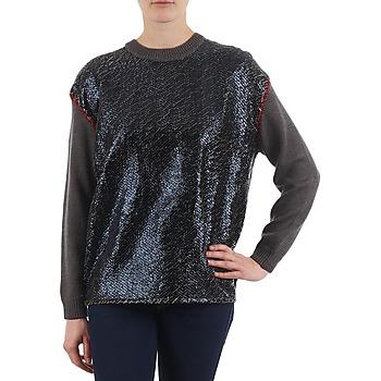 vaatteet Naiset Neulepusero Eleven Paris TWIGGY WOMEN Grey