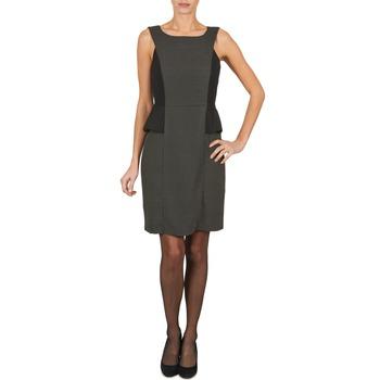 vaatteet Naiset Lyhyt mekko Manoukian PEPLUM Black