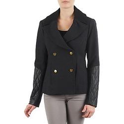 vaatteet Naiset Takit / Bleiserit Manoukian MEELTON Black