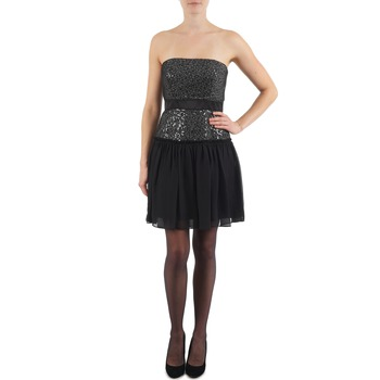 vaatteet Naiset Lyhyt mekko Manoukian JENNI Black