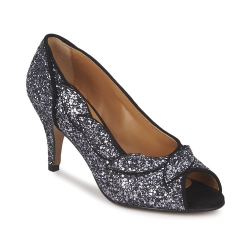 kengät Naiset Korkokengät Petite Mendigote FANTINE Black
