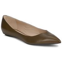 kengät Naiset Balleriinat Marc Jacobs MALAGA Taupe