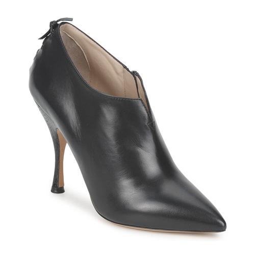 kengät Naiset Nilkkurit Marc Jacobs MALVA 10X57 Black