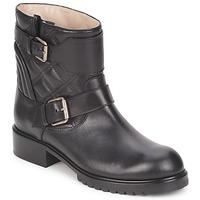 kengät Naiset Bootsit Marc Jacobs OSLO Black