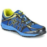 kengät Miehet Urheilukengät Columbia CONSPIRACY™ TITANIUM Blue / Black