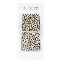 Asusteet / tarvikkeet Naiset Kengänkielet Betty London LANGUETTE DEOPAR Leopardi