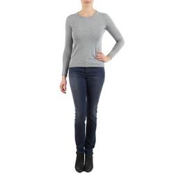 vaatteet Naiset Slim-farkut Meltin'pot MARIAN Blue