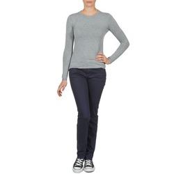 vaatteet Naiset Slim-farkut Meltin'pot MARIAN Sininen