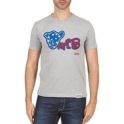 vaatteet Miehet Lyhythihainen t-paita Wati B TSMIKUSA Grey