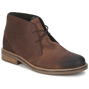 kengät Miehet Kävelykengät Barbour READHEAD Brown