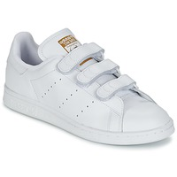 kengät Matalavartiset tennarit adidas Originals STAN SMITH CF White