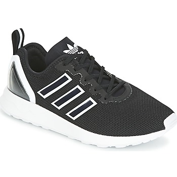 kengät Matalavartiset tennarit adidas Originals ZX FLUX RACER Black