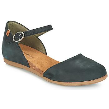kengät Naiset Sandaalit ja avokkaat El Naturalista STELLA Black