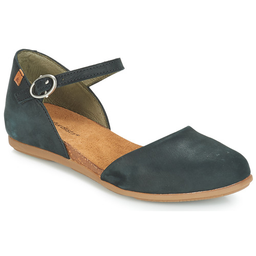 kengät Naiset Balleriinat El Naturalista STELLA Black