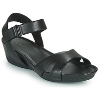 kengät Naiset Sandaalit ja avokkaat Camper MICRO Musta
