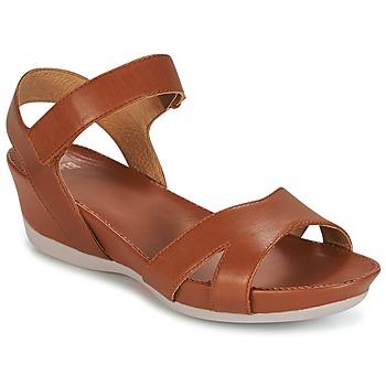 kengät Naiset Sandaalit ja avokkaat Camper MICRO Brown