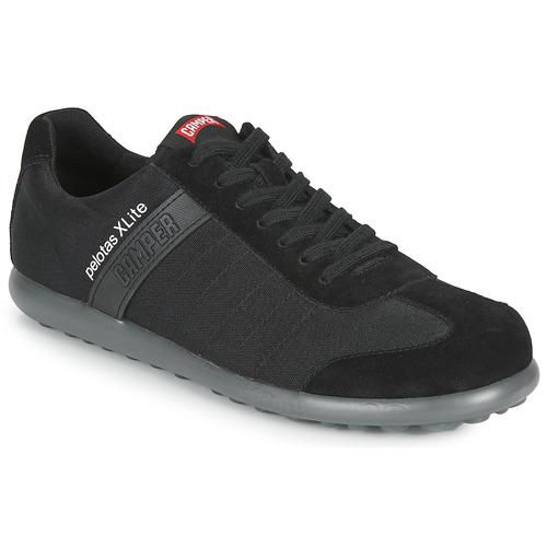 kengät Miehet Matalavartiset tennarit Camper PELOTAS XL Black