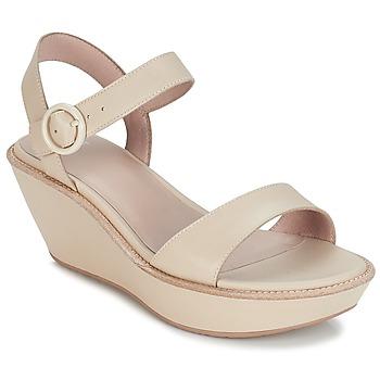 kengät Naiset Sandaalit ja avokkaat Camper DAMAS BEIGE