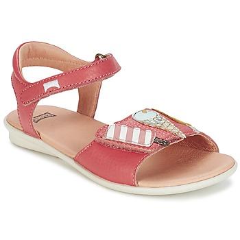 kengät Tytöt Sandaalit ja avokkaat Camper TWS Pink