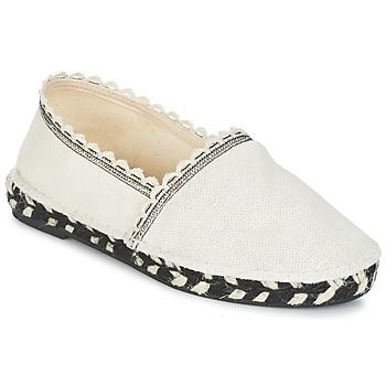 kengät Naiset Espadrillot Paul & Joe Sister GALIERA White