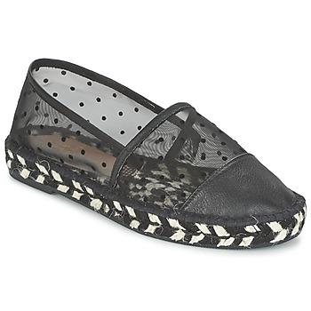 kengät Naiset Espadrillot Paul & Joe Sister GAIA Black