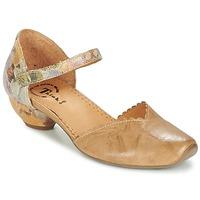kengät Naiset Sandaalit ja avokkaat Think AIDA CAMEL