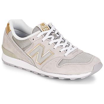 kengät Naiset Matalavartiset tennarit New Balance WR996 Beige