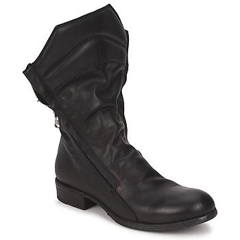 kengät Naiset Bootsit Strategia FIOULI Black