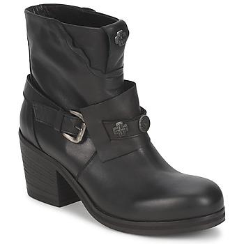 kengät Naiset Nilkkurit Strategia MAUTAU Black