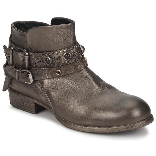 kengät Naiset Bootsit Strategia YIHAA Hopea