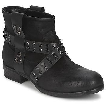 kengät Naiset Bootsit Strategia LUMESE Black