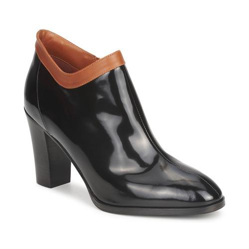 kengät Naiset Nilkkurit Sonia Rykiel 654802 Black