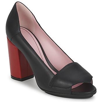 kengät Naiset Korkokengät Sonia Rykiel 657940 Black / Red