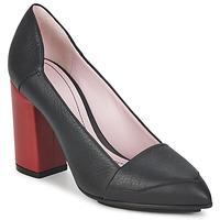 kengät Naiset Korkokengät Sonia Rykiel 657942 Black / Red