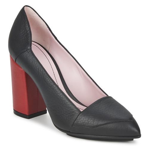 kengät Naiset Korkokengät Sonia Rykiel 657942 Musta / Punainen
